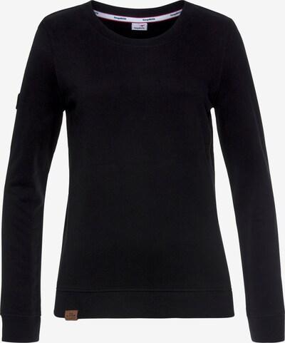 KangaROOS Sweatshirt in schwarz, Produktansicht