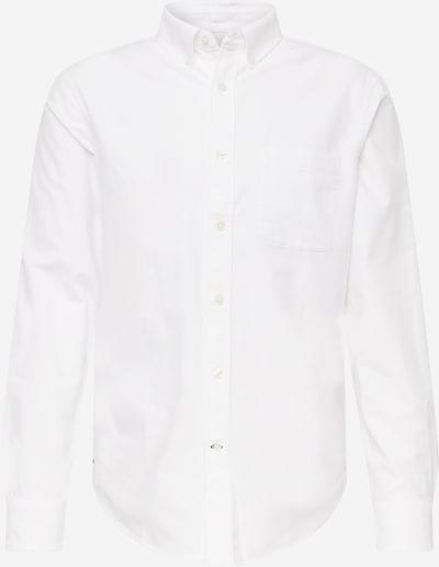 Cămașă Club Monaco pe alb murdar, Vizualizare produs