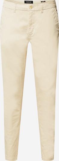 SCOTCH & SODA Панталон Chino 'MOTT' в кремаво: Изглед отпред