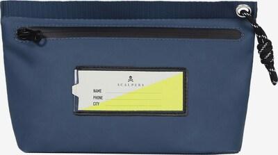 Scalpers Kulturtasche in navy, Produktansicht