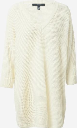 VERO MODA Pullover 'Leanna' in offwhite, Produktansicht