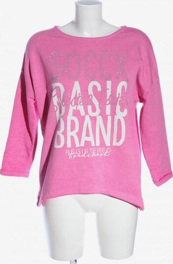 Soccx Sweatshirt in S in pink, Produktansicht