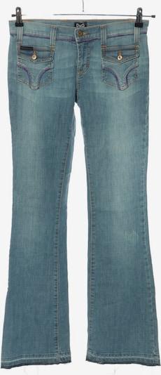 DOLCE & GABBANA Jeansschlaghose in 27-28 in blau, Produktansicht