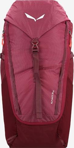 SALEWA Sports Backpack 'Alp Mate' in Pink