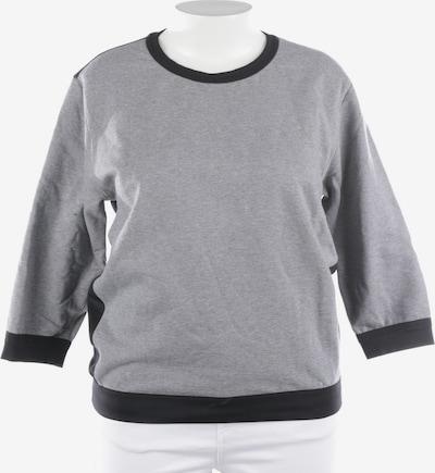 Frauenschuh Sweatshirt in L in graumeliert / schwarz, Produktansicht