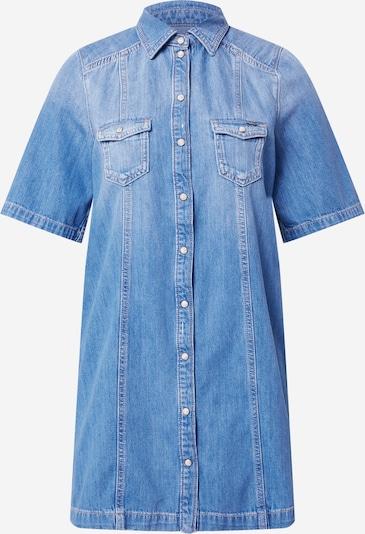 Pepe Jeans Košeľové šaty 'Holly' - modrá denim, Produkt