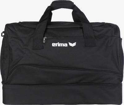 ERIMA Sporttasche 'Club 1900 2.0' in schwarz / weiß, Produktansicht