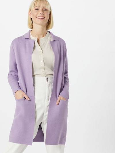 Key Largo Jacke 'Jane' in lila, Modelansicht