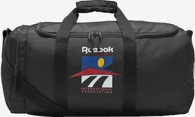 Reebok Classic Tasche in mischfarben / schwarz, Produktansicht