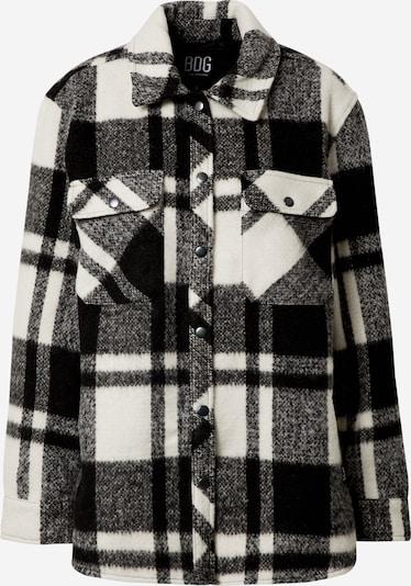 BDG Urban Outfitters Přechodná bunda - černá / bílá, Produkt