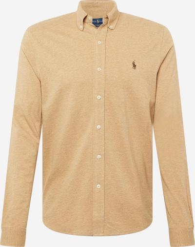 Polo Ralph Lauren Overhemd in de kleur Beige gemêleerd, Productweergave