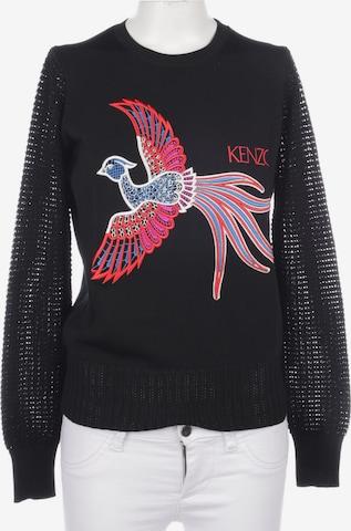 KENZO Pullover / Strickjacke in XS in Mischfarben