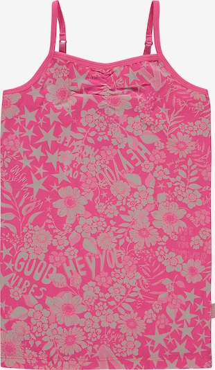 VINGINO Unterhemd in grau / pink, Produktansicht