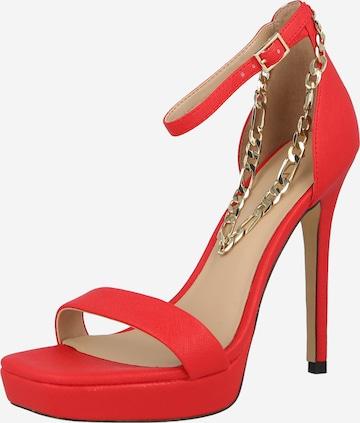 ALDO Sandaler 'SCARLETT' i rød
