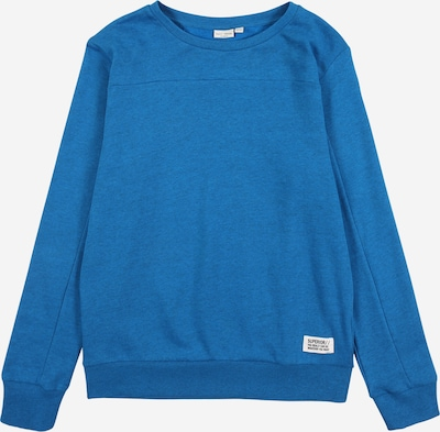 NAME IT Sweatshirt 'VAN' in himmelblau, Produktansicht
