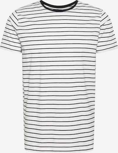 Matinique Shirt 'Jermane' in de kleur Zwart / Wit, Productweergave