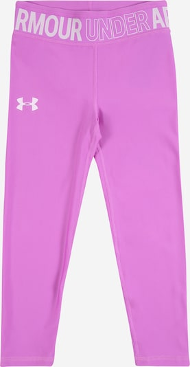 UNDER ARMOUR Sport-Hose in lila / weiß, Produktansicht