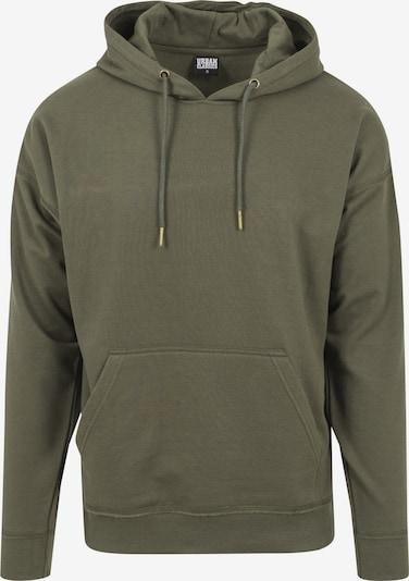 Urban Classics Big & Tall Sweatshirt in oliv, Produktansicht