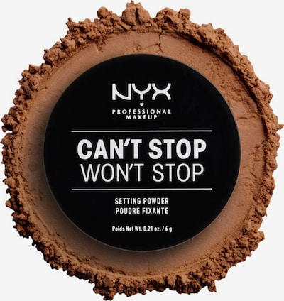 NYX Professional Makeup Can't Stop Won't Stop Setting Powder in, Produktansicht