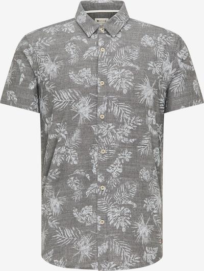 MUSTANG Hemd ' Hemd ' in grau, Produktansicht