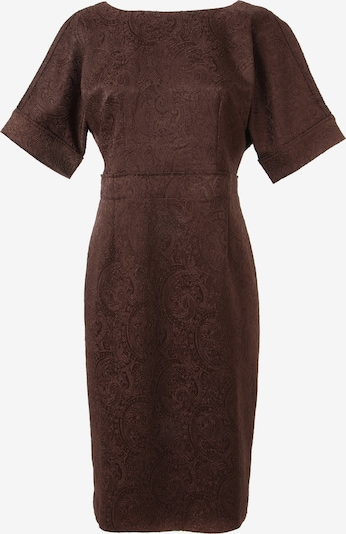 Madam-T Kleid 'ALTEA' in braun, Produktansicht