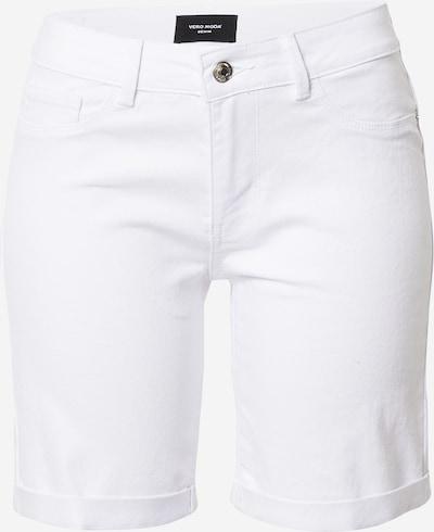 VERO MODA Jeans 'HOT SEVEN' in weiß, Produktansicht