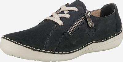 RIEKER Schnürschuh in dunkelblau, Produktansicht