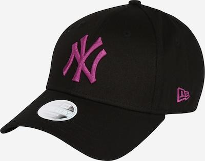 Cappello da baseball '9FORTY' NEW ERA di colore lilla scuro / nero, Visualizzazione prodotti