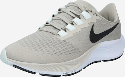NIKE Zapatillas de running 'Air Zoom Pegasus 37' en gris claro / negro, Vista del producto