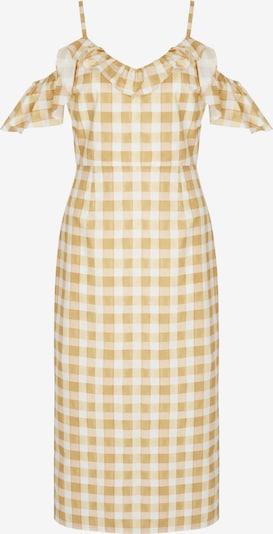 Aligne Ljetna haljina 'Curdah' u žuta / zlatno žuta / bijela, Pregled proizvoda