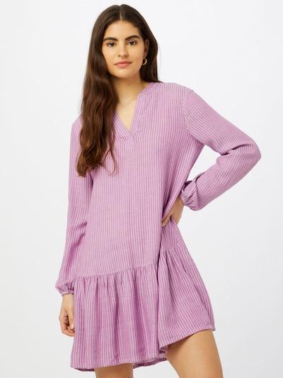 TOM TAILOR Kleid in lila, Modelansicht