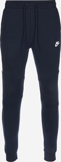 NIKE Jogginghose ' Tech Fleece ' in dunkelblau, Produktansicht