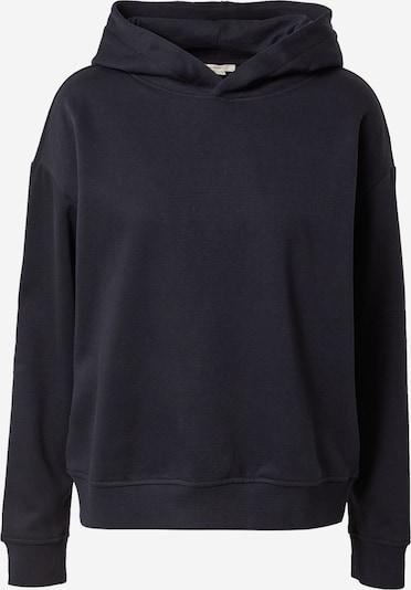 EDC BY ESPRIT Sweat-shirt en noir, Vue avec produit