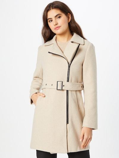 ABOUT YOU Prijelazni kaput 'Meike' u boja pijeska, Prikaz modela