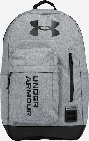 UNDER ARMOUR Sports Backpack 'Halftime' in Grey