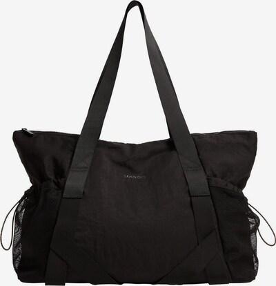 MANGO Shopper - čierna, Produkt