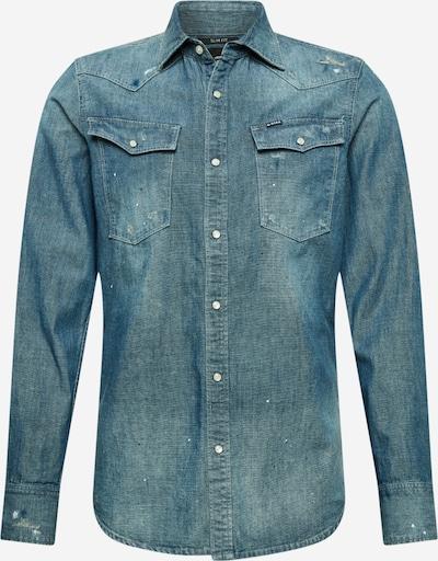 G-Star RAW Koszula w kolorze niebieski denimm, Podgląd produktu