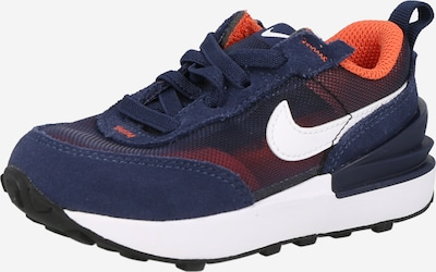 Nike Sportswear Sneaker in navy / koralle / weiß, Produktansicht