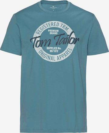 Tom Tailor FM T-Shirt in Blau