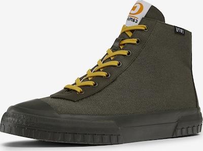 CAMPER Sneaker 'Camaleon 1975' in dunkelgrün, Produktansicht