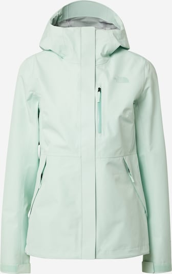 THE NORTH FACE Regenjacke 'Dryzzle' in mint, Produktansicht