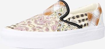 VANS Спортни обувки Slip On 'UA Classics Slip-On' в бежово