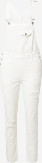 Pimkie Latzjeans 'CATTY' in weiß, Produktansicht