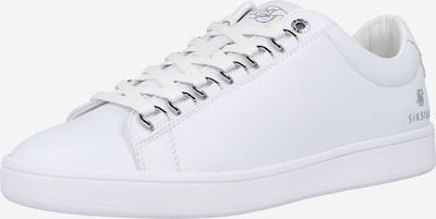 SikSilk Sneakers in White, Item view