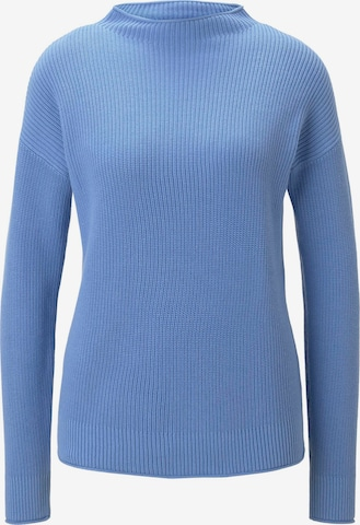 Tom Tailor FM Sweater in Blue