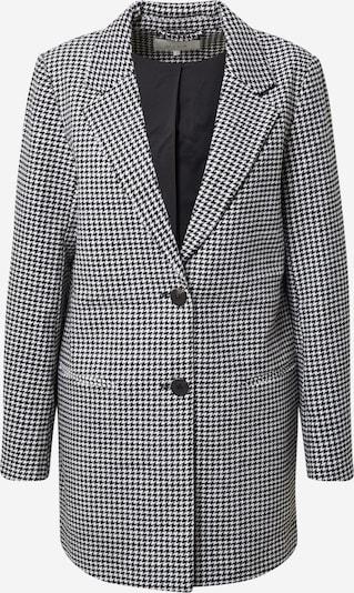 VILA Between-Seasons Coat in Black / White, Item view