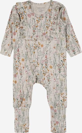 Hust & Claire Pijama entero/body 'Munte' en gris claro / mezcla de colores, Vista del producto