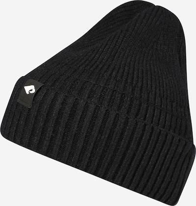 chillouts Mütze 'Hugo' in schwarz, Produktansicht