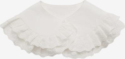 MANGO Kragen 'Bordadi' in weiß, Produktansicht
