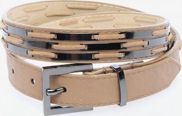 MANGO Belt in XS-XL in Beige